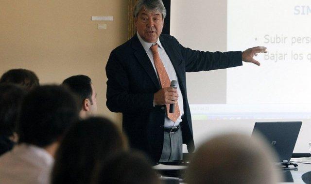 Conferència de Jorge Nogués