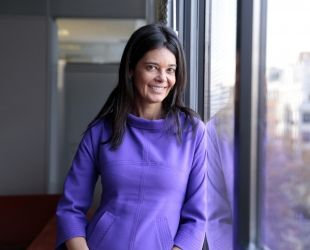 Sílvia Leal aposta per la col·laboració entre professionals amb un contracte compartit