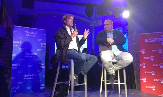 Luis M. Cabiedes i Carlos Blanco comparteixen amistat i algunes inversions, com la de Kantox