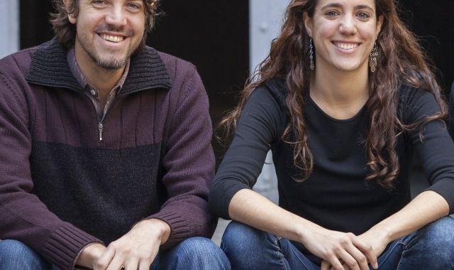 Javier Falco i Muriel Bourgeois, cofundadors de MiCuento