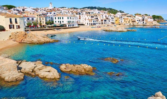 Una de les destinacions preferides per aquests dies és la Costa Brava