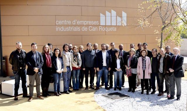 La Declaració de Can Roqueta vol treballar amb el SOC per millorar el desenvolupament econòmic dels territoris