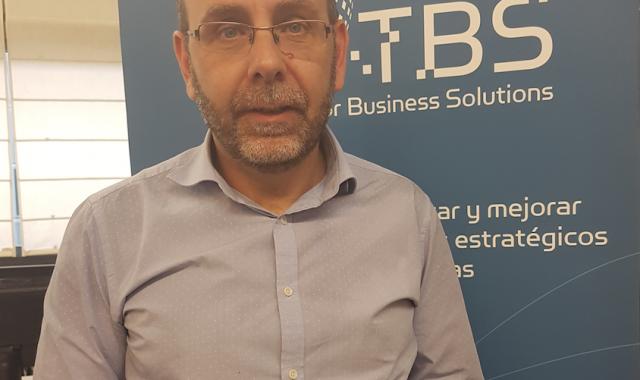 Òscar Saro és el fundador de TSB