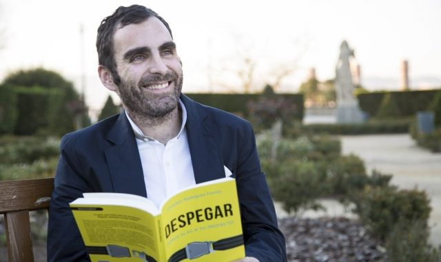 Christian Rodriguez, founder of ByHours and author of 'Despegar'