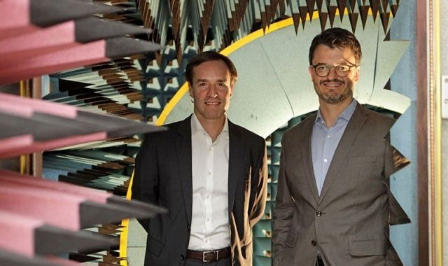 Rubén Bonet and Carles Puente are the founders of Fractus | Artur Ribera