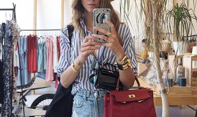 Chiara Ferragni, una de les celebrities d'Instagram que promociona diverses marques