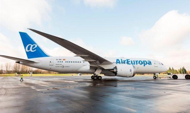 La seu d'Air Europa a l'Estat està a Mallorca