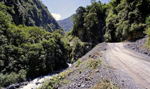 "The ""road of death"" in Bolivia is to be improved by the Catalan company after it won the tender"