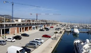 La remodelació del port permetrà la dinamització de l'entorn i enfortir la seva vinculació amb el municipi