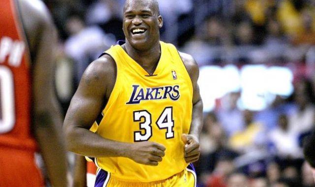 Shaquille O'neal sempre quedarà associat als Los Angeles Lakers