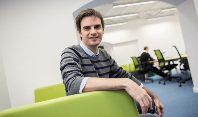 Jaume Suñol, Country Manager for Drivy in Spain