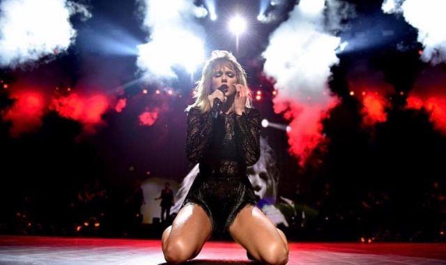 Taylor Swift ha registrat els millors versos de les seves cançons