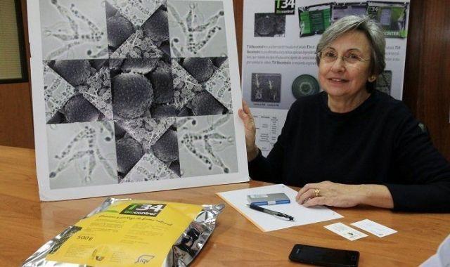 Isabel Trillas és sòcia fundadora de Biocontrol Technologies
