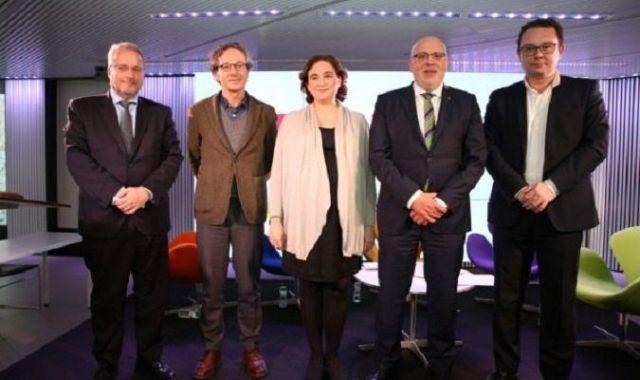 La presentació de les activitats de la Mobile World Capital també ha permès anunciar la presència de companyies catalanes a la fira