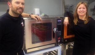 Els emprenedors Marc Triola i Gemma Bernaus