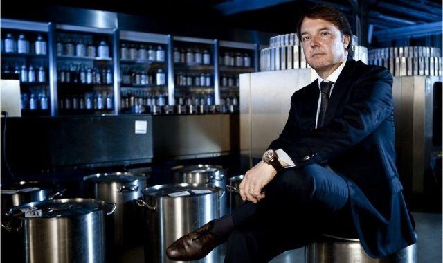 Santiago Sabatés és el CEO i fundador d'Eurofragance