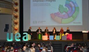 El Fòrum Empresarial de l'Anoia ha reunit la comunitat empresarial de la comarca