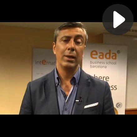 L'expert Álex López a la lliçó d'EADA