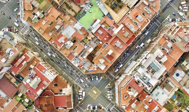 A l'Eixample de Barcelona el preu del lloguer és de 956 euros de mitjana