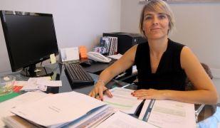 La directora de Fira de Girona, Coralí Cunyat
