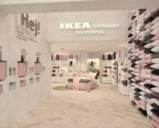 Ikea obre una botiga de barri