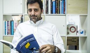 Marc Argemí, soci director de Sibilare i autor d'El sentido del rumor'