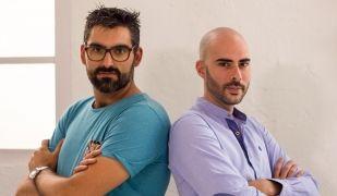 Adrià Garcia i Jaume Padilla, fundadors de Greencustomers
