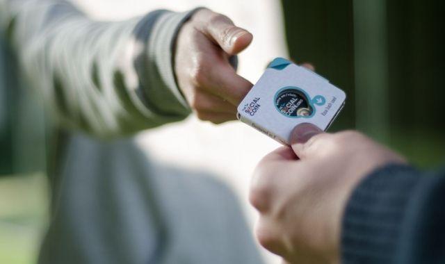 The Social Coin va néixer com un moviment per fer el bé social