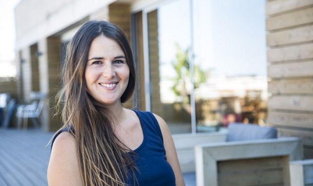 Karen Prats espera seguir sumant més plataformes a la nova Go-PopUp, que ha unit les de Barcelona i Berlín