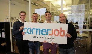 Els fundadors de CornerJob