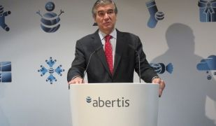 El conseller delegat d'Abertis, Francisco Reynés