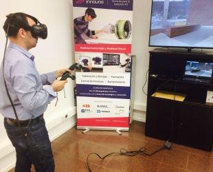 Xavier Riba al Virtual Lab de Barberà | PGF