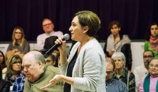 L'alcaldessa de Barcelona, Ada Colau, arriba a la meitat del mandat | Ajuntament de Barcelona
