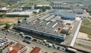 La planta de Freudenberg a Parets del Vallès