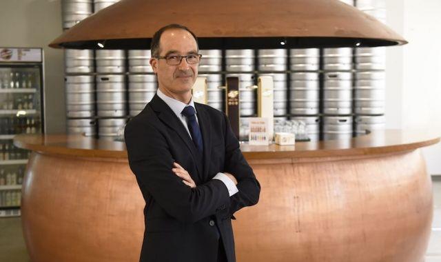 Manuel Heredia dirigeix la fàbrica de San Miguel a Lleida   Santi Iglesias