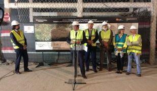 La generalitat obrira tres noves estacions de metro a l'Hospitalet el 2019