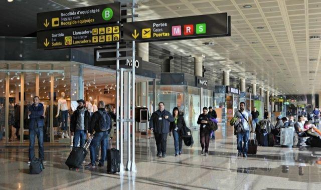 El Prat arriba als 32 milions de passatgers en els vuit primers mesos de l'any