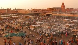 Marràqueix és una de les opcions més assequibles per a les vacances d'aquest estiu | Viquipèdia