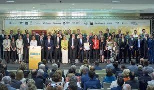 La Cambra de Terrassa lliura els Premis Cambra 2017