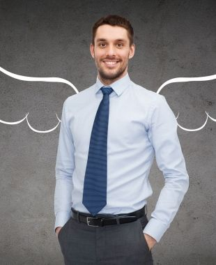Àngel inversor fa referència als inversors privats