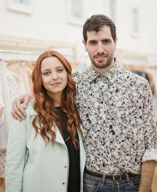 Elisabet Vallecillo i Javier Blanco són els emprenedors darrere de Colmillo de Morsa