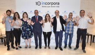 10 anys a Catalunya d'incorpora el programa d'integració laboral de L'Obra Social