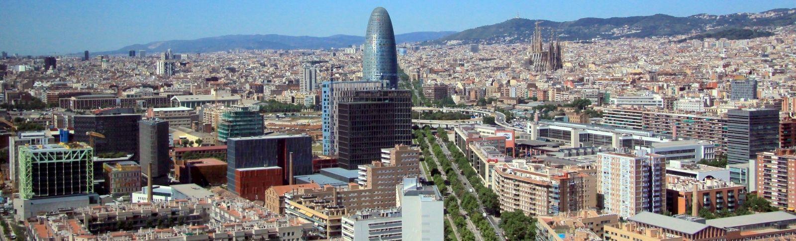 El districte del 22@ de Barcelona és una de les zones més atractives per instal·lar oficines