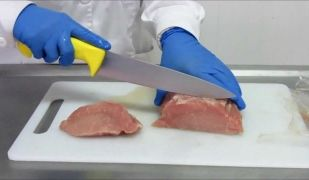La solució es pot aplicar a la carn, el peix, els làctics o la pasta