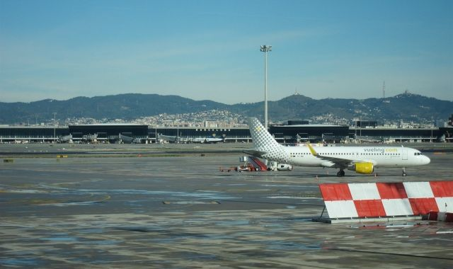 L'Aeroport de Barcelona El Prat