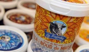 La Fageda ha produït 65.800 quilos de gelat el 2016