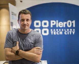 Miquel Martí, director general de Barcelona Tech City