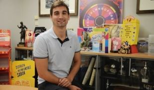 Mateo Hilderink, responsable de Màrqueting de Grifoll | LO