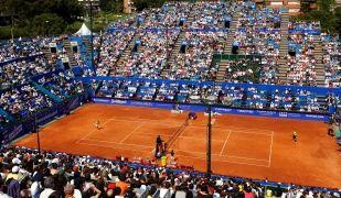 Aquest any, el torneig de tenis Godó s'ha celebrat l'abril