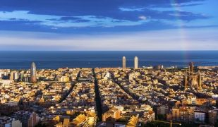 Barcelona és un dels 'hubs' europeus de l'emprenedoria